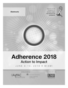 Adherence Conference 2018 Abstracts