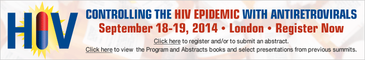 Controlling the HIV Epidemic with Antiretrovirals: From Consensus to Implementation, September 18-19, 2014, London