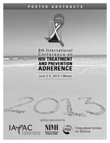 Adherence Conference 2013 Poster Abstracts