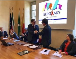 Bergamo joins Fast-Track Cities