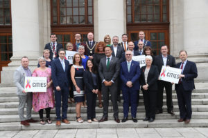 Ireland joins HIV initiative