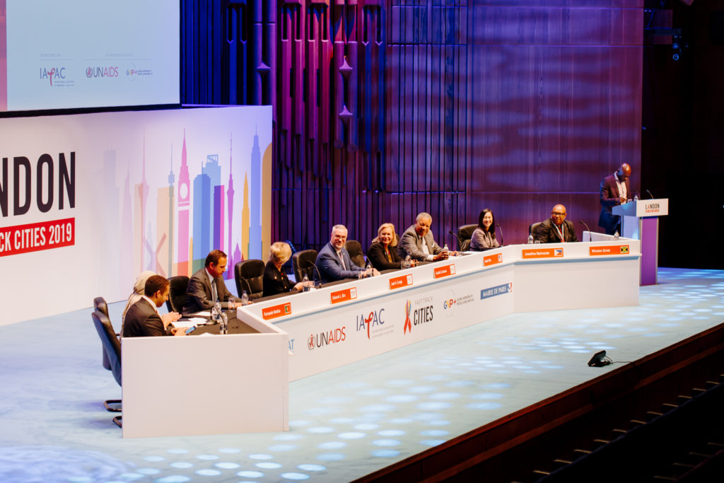 High-Level Panel