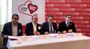 Lyon signing