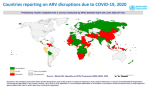 Antiretroviral Shortages