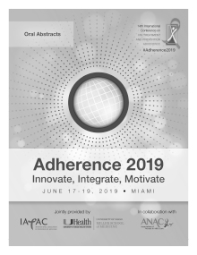 Adherence Conference 2019 Oral Abstracts
