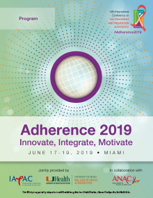 Adherence Conference 2019 Program